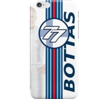 Valterri Bottas design iPhone Case/Skin