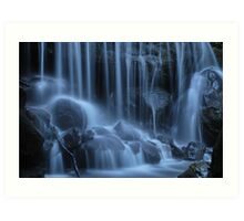 Valley of the Waters. 14-11-10. Art Print