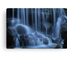 Valley of the Waters. 14-11-10. Canvas Print