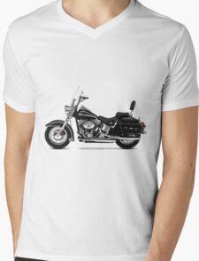 Harley Mens V-Neck T-Shirt
