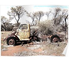 Outback Australia - Boiada Hill Poster