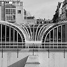 Les Halles, Paris by robboxxx