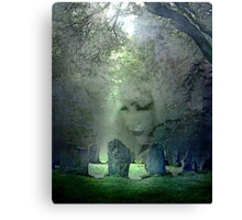 ANCIENT WAYS Canvas Print