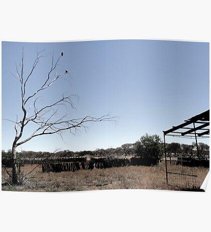 Outback Australia - Kadji Kadji 2 Poster