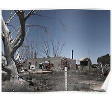 Outback Australia - Kadji Kadji 4 Poster