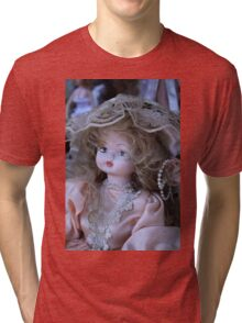 old doll Tri-blend T-Shirt