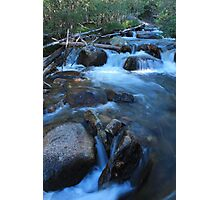 Soft Stream Photographic Print