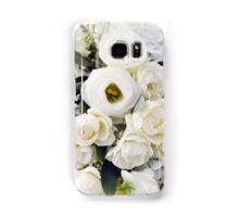 Most Beautiful Blooming White Flowers Samsung Galaxy Case/Skin