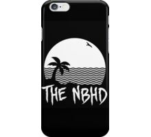 THE NBHD iPhone Case/Skin