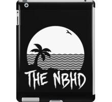 THE NBHD iPad Case/Skin