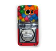 Bubble Gum Machine Samsung Galaxy Case/Skin