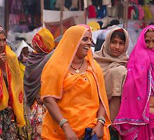 Colors and Happiness-This is Rajasthan by Mukesh Srivastava