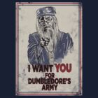 Dumbledore's Army - Harry Potter Shirt by spacemonkeydr