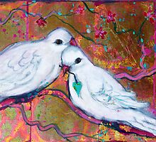 Loving Peace by Lorna Gerard