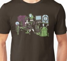 Personal Steamputer Unisex T-Shirt