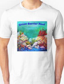 Underwater Great Barrier Reef  T-Shirt