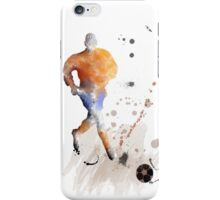 Soccer Player 7 iPhone Case/Skin