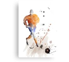 Soccer Player 7 Canvas Print