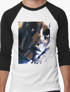 Faces Of Beautiful Horror- Image 5 Men's Baseball ¾ T-Shirt