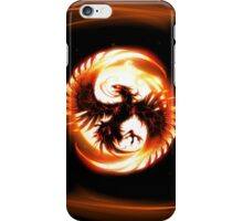 Phoenix Flames Iphone Case iPhone Case/Skin