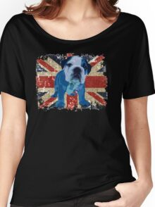 Jack the Bulldog Women's Relaxed Fit T-Shirt