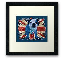 Jack the Bulldog Framed Print
