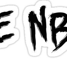 THE NBHD Sticker