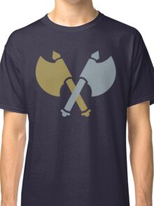 Viking medieval axes Classic T-Shirt