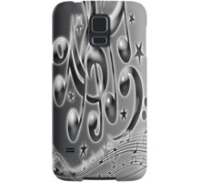 Style Music Notes Samsung Case Samsung Galaxy Case/Skin