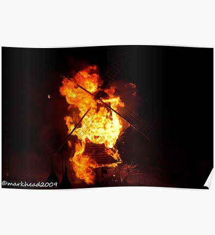 2009 FIREDANCE 122 Poster
