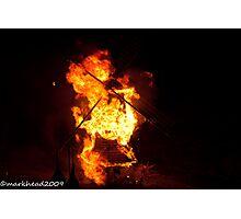 2009 FIREDANCE 122 Photographic Print