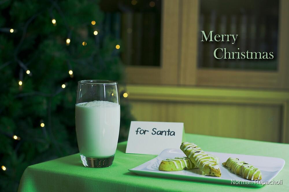 Hopeful Christmas by Norman Repacholi
