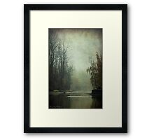 Yesterdays Memories Framed Print