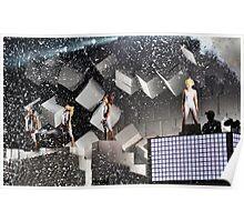 The Pet Shop Boys Poster