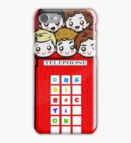 Red Telephone Box Samsung Case iPhone Case/Skin