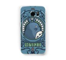 Totoro Spirit Nouveau Samsung Galaxy Case/Skin