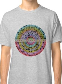 The great circle of types Classic T-Shirt
