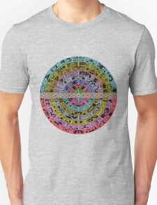 The great circle of types Unisex T-Shirt