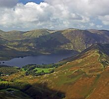 The Crummock Water Fells by VoluntaryRanger