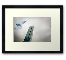 John Hancock, Boston, MA, USA Framed Print