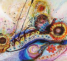 The Splash Of Life 12 by Elena Kotliarker