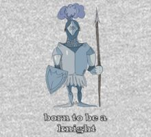 Born to be a knight Kids Tee