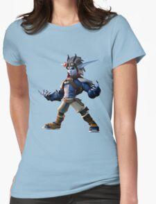 Dark Jak Womens Fitted T-Shirt