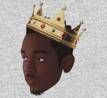 King Kendrick Lamar by KelvinV