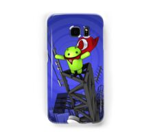 Winner of a Competition For Android Samsung Galaxy Case/Skin