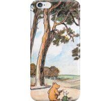 Winnie The Pooh Vintage iPhone Case/Skin