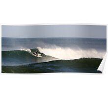 Australian Surfer Poster