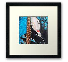 Soul Sister (2) Framed Print