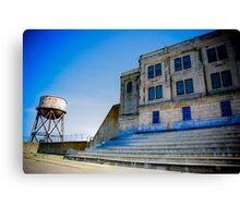Alcatraz Prison, San Francisco Canvas Print
