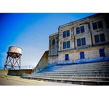 Alcatraz Prison, San Francisco Photographic Print